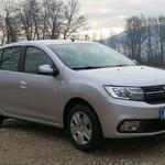 Novo v Sloveniji: Dacia Sandero (foto: Matija Janežič)