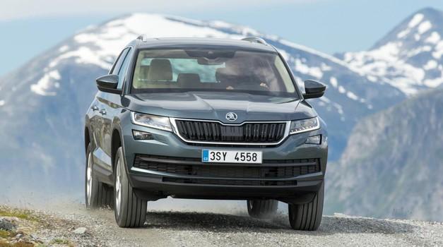 Škoda Kodiaq: Dobri medved (foto: Škoda)