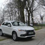 Novo v Sloveniji: Mitsubishi ASX (foto: Tomaž Porekar)