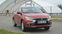 Novo v Sloveniji: Mitsubishi ASX