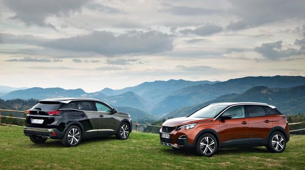 Znani so finalisti za Slovenski avto leta 2017 (foto: PSA)