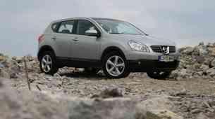 Rabljen avto: Nissan Quashqai (2007 – 2014): Gospod simpatični
