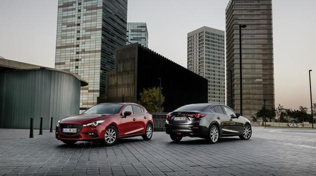 Prenovljena Mazda3: z malenkostmi do novih kupcev (foto: Mazda)