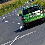 Test:Škoda Octavia Combi RS 2.0 TDI 4X4 DSG. Ko bi le ... (foto: Saša Kapetanovič)