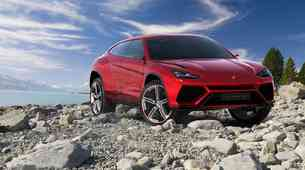 Razkrivamo: Urus bo prvi – a tudi edini priključno hibridni Lamborghini