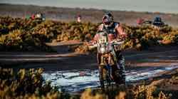 Dakar 2017: osma etapa skrajšana zaradi plazu, deveta odpovedana