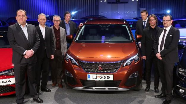 Peugeot 3008 je Slovenski avto leta 2017! (foto: Uroš in Žare Modlic)