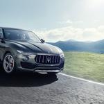 Novo v Sloveniji: Maserati Levante (foto: Maserati)