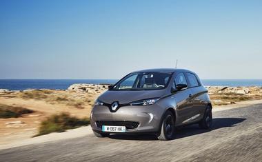 Renault Zoe Z.E. 40: Prevozi lahko tristo kilometrov!