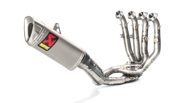 Končno: Akrapovič bo opremljal tovarniško ekipo Honda v prvenstvu WSBK (foto: Akrapovič)