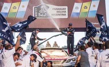 Dakar 2017: naša Tina po vrnitvi domov o dakarskem šampanjcu, novih zvezdah in starih facah