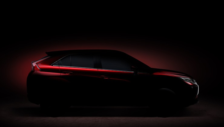 """Mitsubishi napoveduje """"rdeči avtomobil"""""""