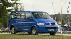 Rabljeni avtomobili: VW Multivan (2003-2010; T5) - vsestranskost v genih