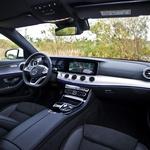 Dvoboj velikanov: primerjamo Mercedes-Benz E karavan 220 d in Volvo V90 D5 AWD (foto: Saša Kapetanović)