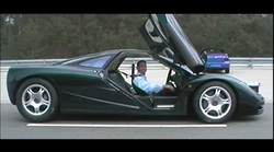 Pred 25 leti se je rodil McLaren F1 - spomnimo se, kako je leta 1998 s hitrostjo 391 km/h postal najhitrejši avtomobil na svetu