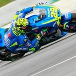 MotoGP test, drugič: hiter Iannone na Suzukiju, skrivnostna skrinjica na Ducatiju in nenavadna krilca na Yamahi (foto: Dorna)
