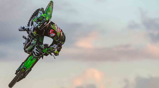 Monster Energy Supercross: Oakland v roke Kawasakija (video) (foto: moštvo)