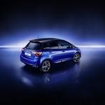 Nova Toyota Yaris je postala bolj dinamična in ima nov motor (foto: Toyota)
