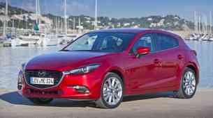 Novo v Sloveniji: osvežena Mazda3. Pri nas bi jih radi prodali 320.
