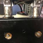 Jaka Seles razvil 'KTM vibrator' za suhi trening: »Nihče ne zdrži več kot minuto.« (foto: Jaka Seles)