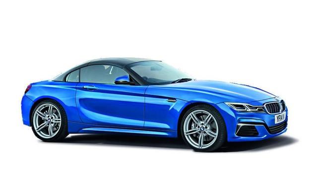 Razkrivamo: kaj bo prineslo japonsko-bavarsko sodelovanje? Pozdravimo BMW Z5 in Toyoto Supra. (foto: Bojan Perko)