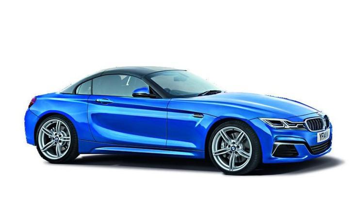 Razkrivamo: kaj bo prineslo japonsko-bavarsko sodelovanje? Pozdravimo BMW Z5 in Toyoto Supra.
