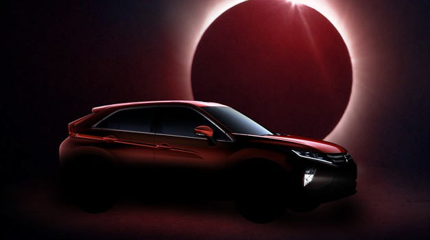 Konec ugibanj: novi Mitsubishijev športni terenec bo Eclipse Cross (foto: Mitsubishi)