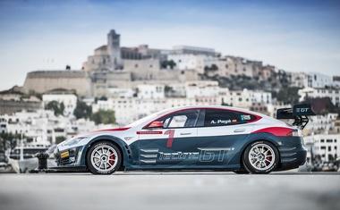 Video: To je EGT Tesla V2.0, električni dirkalnik za prvenstvo Electric GT