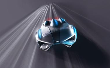 V Ženevo se pride predstavit novi kitajski superšportnik s pogonom na plinsko turbino!