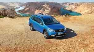 Dacia Logan MCV kot terenski Stepway; Romuni za Ženevo pripravili posebno serijo