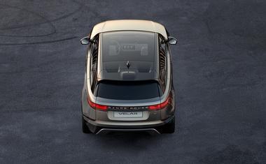 Land Rover bo z Range Roverjem Velarjem vstopil v novi avtomobilski razred