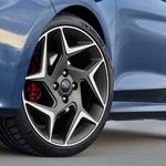 Nova Fiesta ST ima litrski trivaljnik z močjo 200 'konj' (foto: Ford)