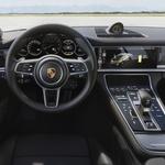 Porschejeva hibridna Panamera je postala še močnejša (foto: Porsche)