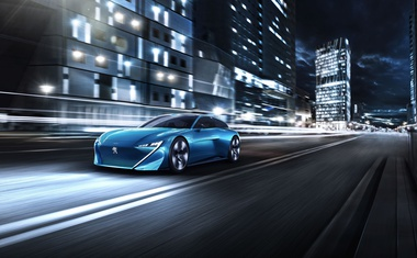 Peugeot se bo v Ženevi zanašal na Instinct