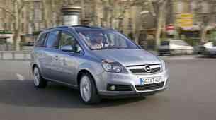 Elastično, korektno!; bi kupili rabljeno Opel Zafiro druge generacije (B; 2005-2014)?