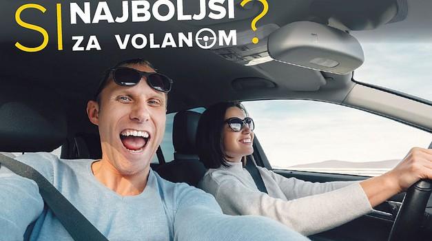 Kdo bo postal najboljši voznik ali voznica v Sloveniji? (foto: AMZS)