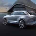 Hyundai predstavlja novo generacijo pogona na vodikove gorivne celice: napoveduje jo študija FE Fuell Cell (foto: Hyundai)