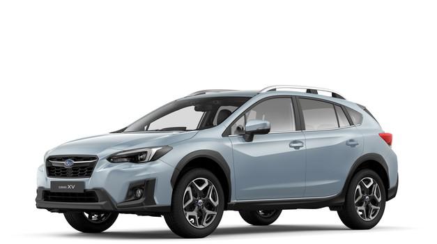 Subaru XV je doživel prvo korenito prenovo (foto: Subaru)