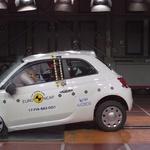 Fiat 500 (foto: Euroncap)