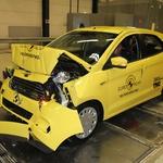 Ford Ka+ (foto: Euroncap)