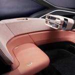 NIO EVE kot vizija robotskega avtomobila prihodnje mobilnosti (foto: NextEV)