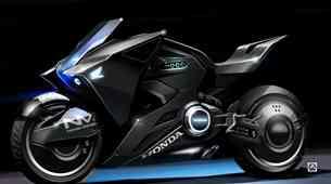 Nenavadna Honda, zasnovana na modelu Vultus, bo zvezda filma Duh v školjki