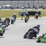 Daytona: Skubic vendarle štartal in v kaosu pripeljal do 10. mesta (foto: Bor Dobrin)