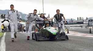 Na 24. Avtomobilski salon Slovenije pride tudi ekipa študentske formule