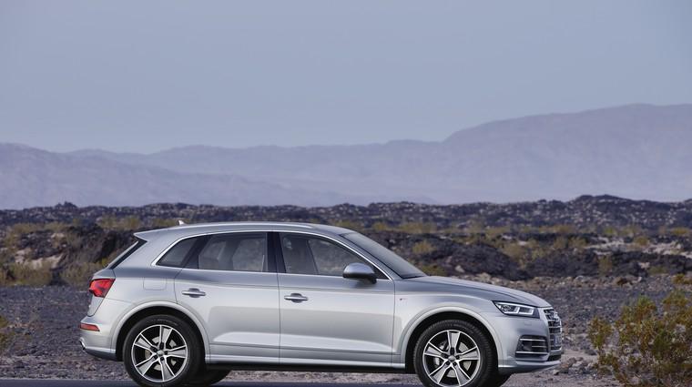 Novo v Sloveniji: Audi Q5 – še naprej vodilni v razredu (foto: Audi)