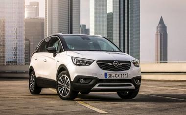 Potrjeno: Opel bo v Ljubljano pripeljal Crossland X