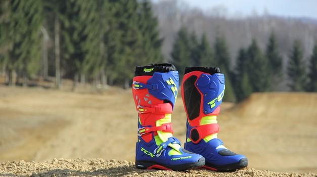 Testirali smo: Škornji TCX (foto: Božidar Završan)