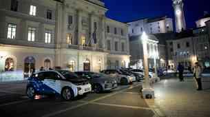 Prva etapa tridnevnega ECOnova Rallyja se je uspešno zaključila; danes ob 14. uri se bo ustavil tudi v Ljubljani