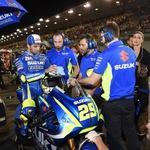 MotoGP: po dežju zažarela nova zvezda. Dorni zagodel dež v puščavi. (foto: Dorna)