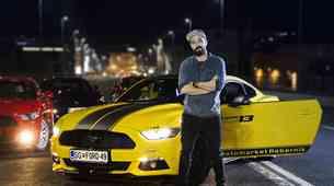 Na Avtomobilskem salonu Slovenije tudi Filip Flisar